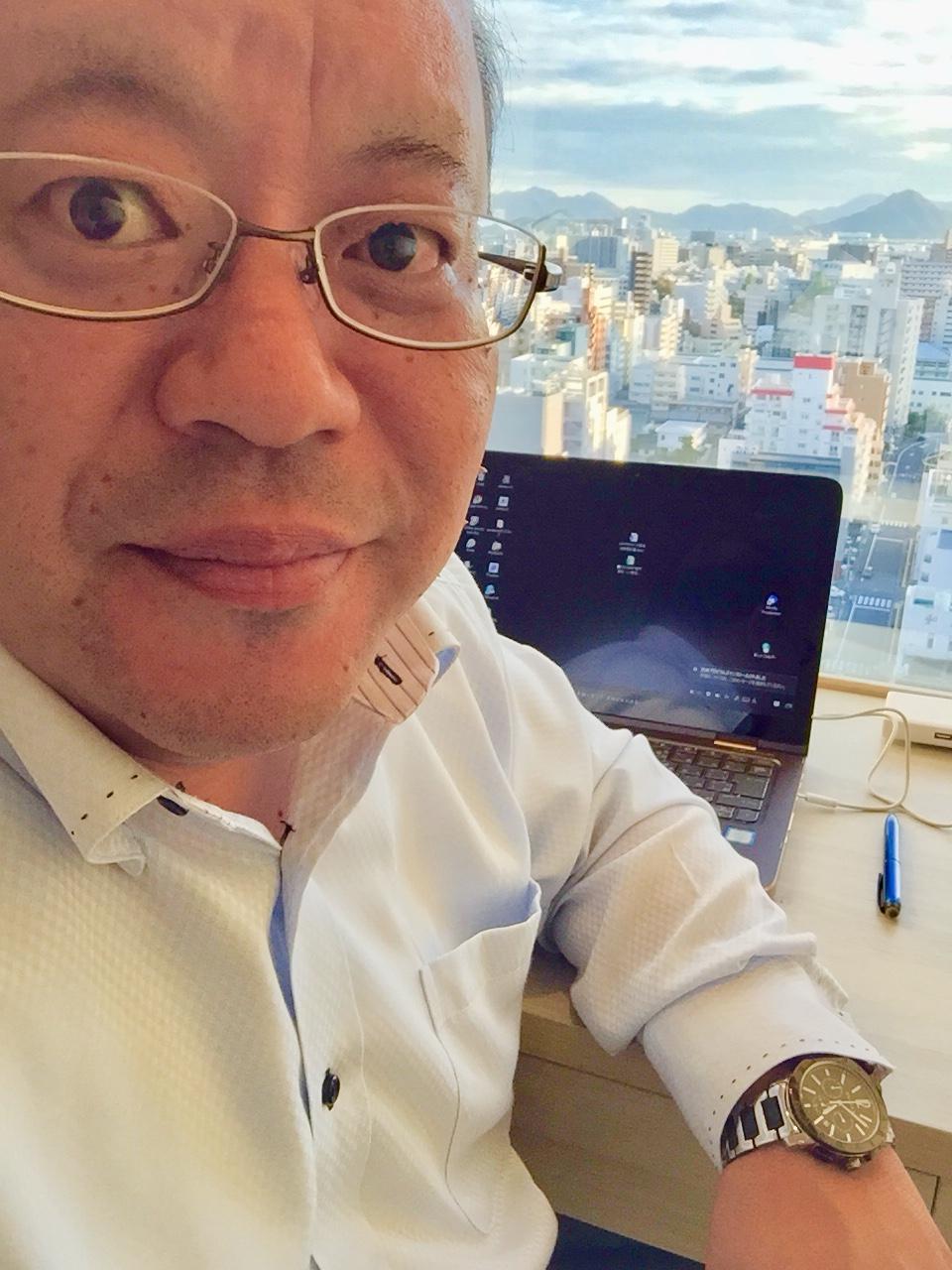 スタッフ紹介「何でもできるマメな男」取締役部長 小野哲也